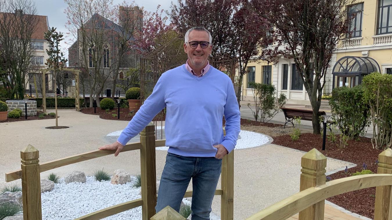 De l'inauguration du Jardin Zen à la réhabilitation de lieu de vie, le maire Raphaël Jules souhaite fédérer les habitants autour des projets de la commune.