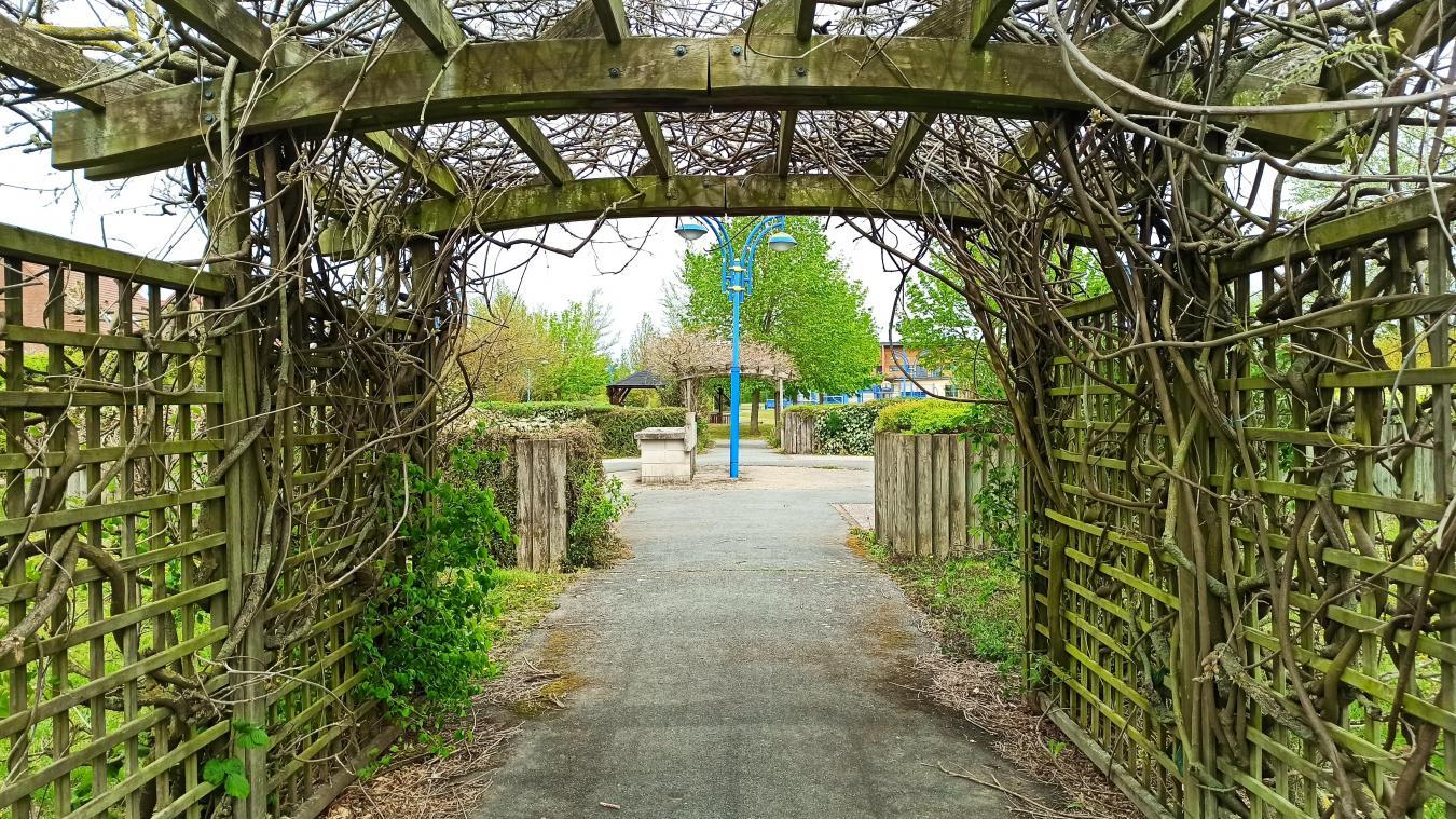 Le city-park accueillera le premier marché de printemps.