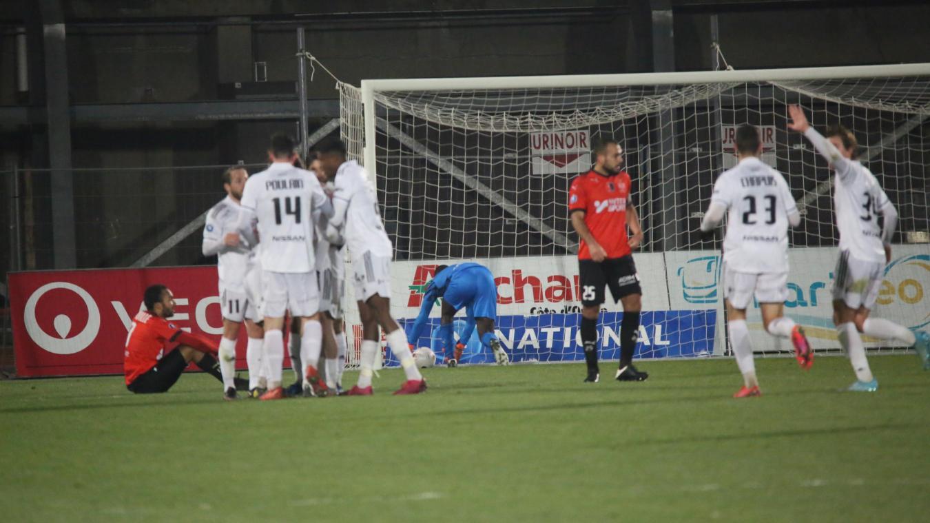 Défaits au match aller 1-0 au stade de la Libération, l'USCBO s'est une nouvelle fois inclinée face à Annecy dans ce qui était la finale de sa saison.