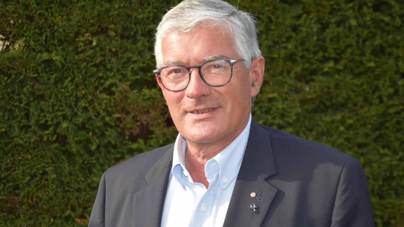 Bruno Cousein est maire de Berck, conseiller départemental et président de l'agglo.