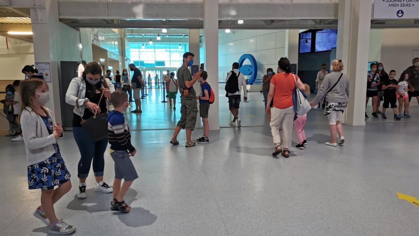 Le public pourra revenir à Nausicaà le 19 mai. Des consignes sanitaires strics seront à respecter.