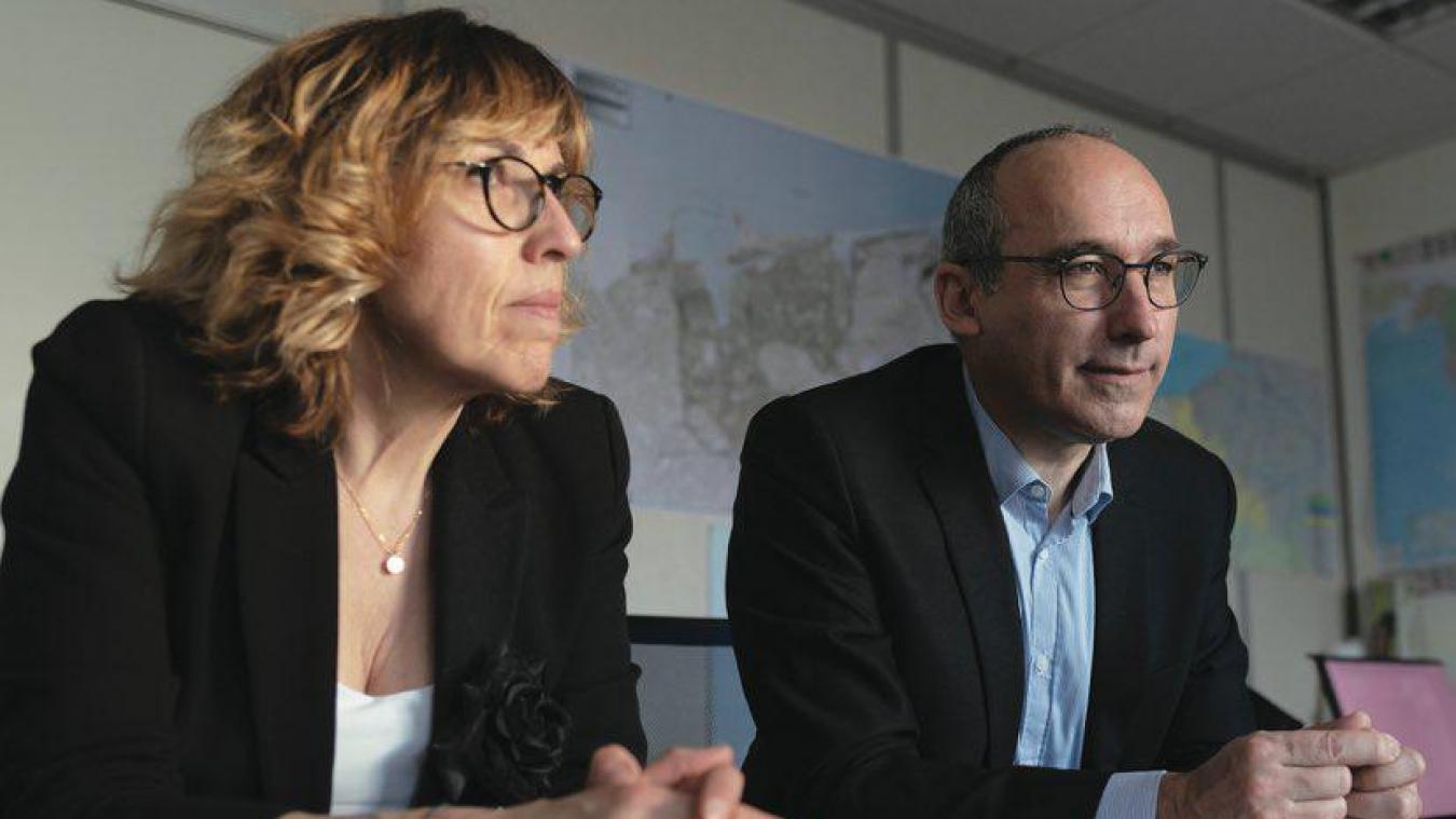 À l'image du duo Bertrand Ringot - Isabelle Fernandez dans le canton de Grande-Synthe, Martine Arlabosse et Paul Christophe veulent repartir pour un mandat de conseillers départementaux.