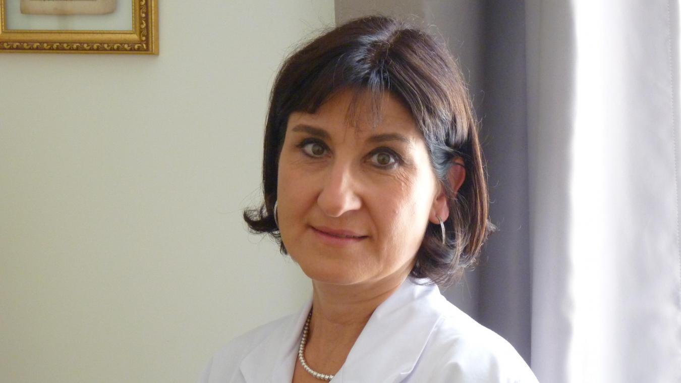 La professeure Claire Mounier Véhier a animé la visioconférence.