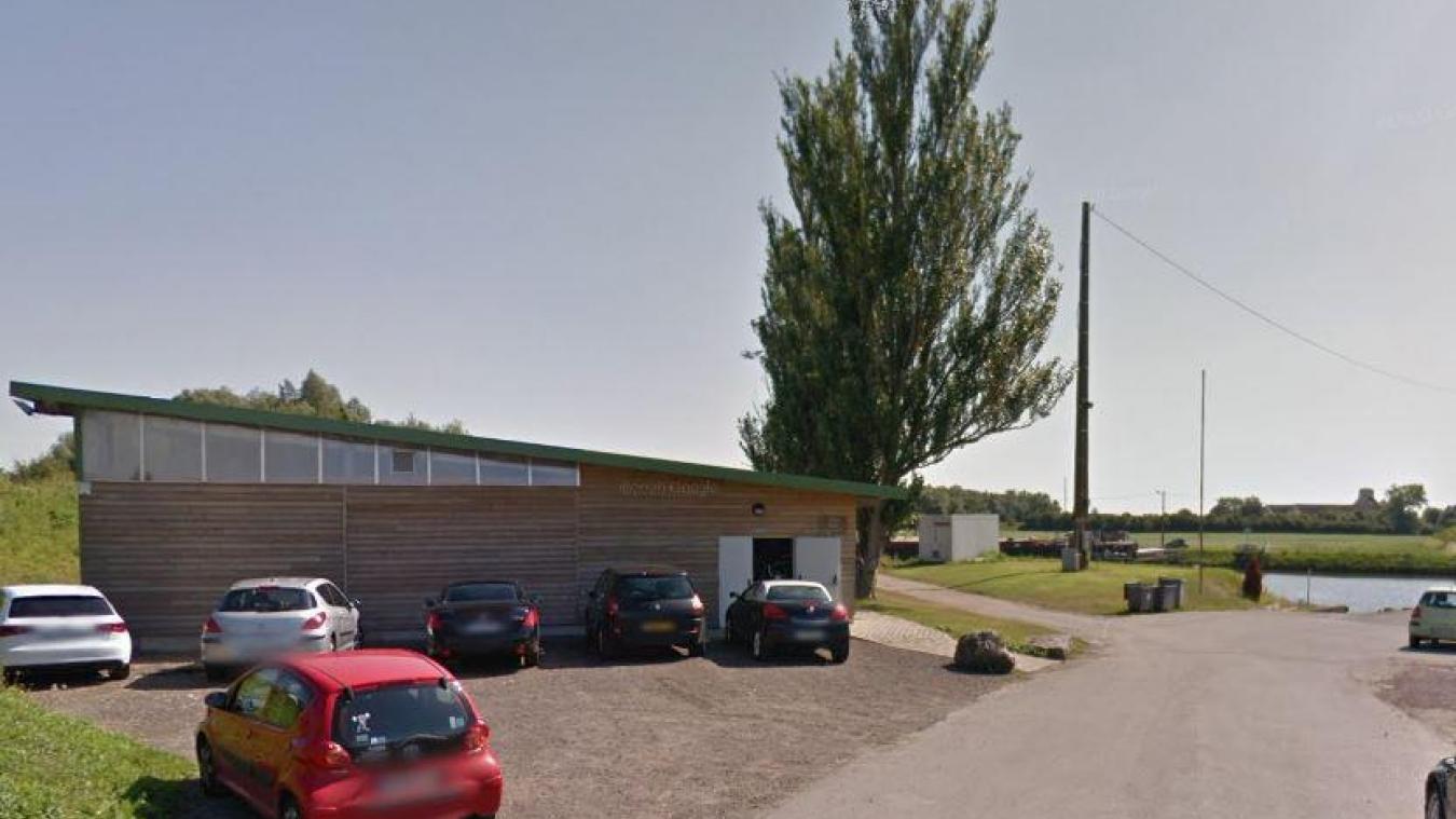 La police a été alertée d'une activité suspecte dans les locaux du club d'aviron de Béthune, ce vendredi 14 mai peu après minuit.