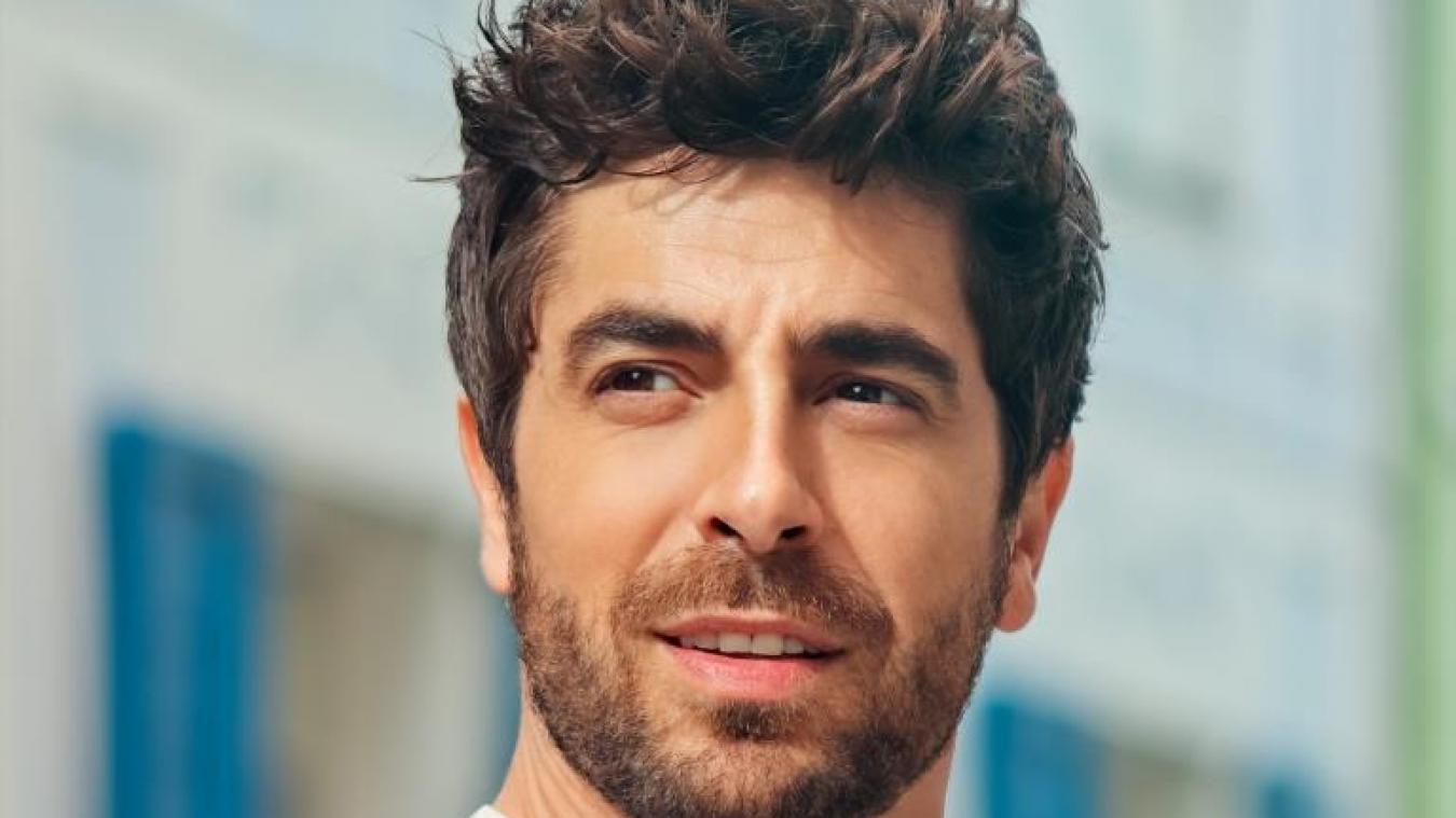 Agustin Galiana, chanteur et acteur.