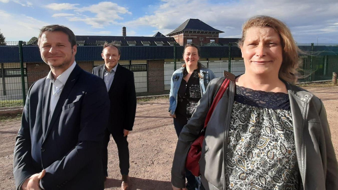 Ludovic Idziak, Michèle Jacquet et leurs suppléants vont représenter la gauche pendant ces élections.