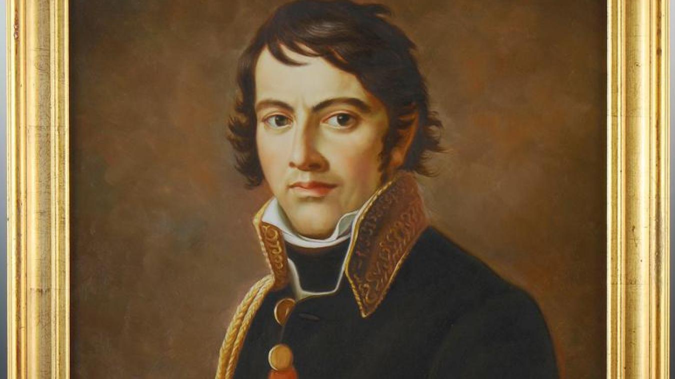 Portrait d'un chirurgien sous le 1er Empire par Nicolas, à défaut du portrait de Moras