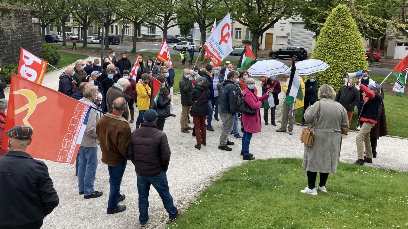 Une cinquantaine de personnes étaient présentes ce samedi après-midi.