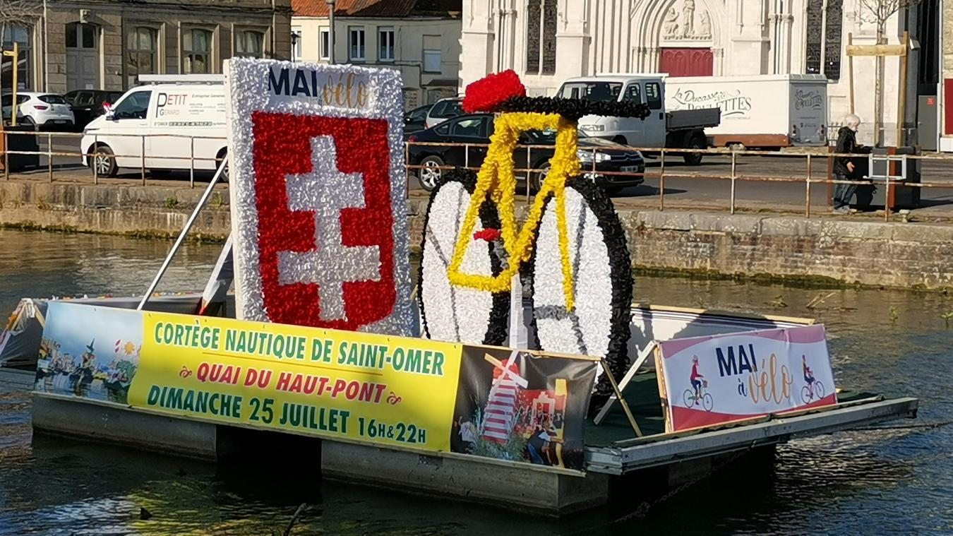 Le Tour de France plébiscite Saint-Omer