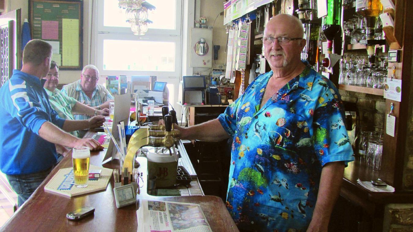 «Noye» et ses chemises hawaïennes étaient des figures emblématiques de la commune de Killem.