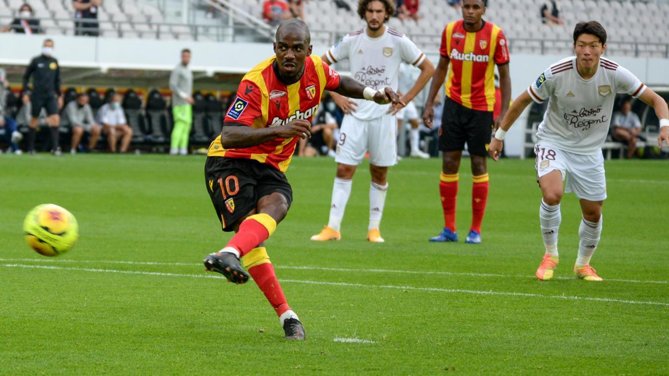 Gaël Kakuta s'était illustré à l'aller en transformant un penalty.