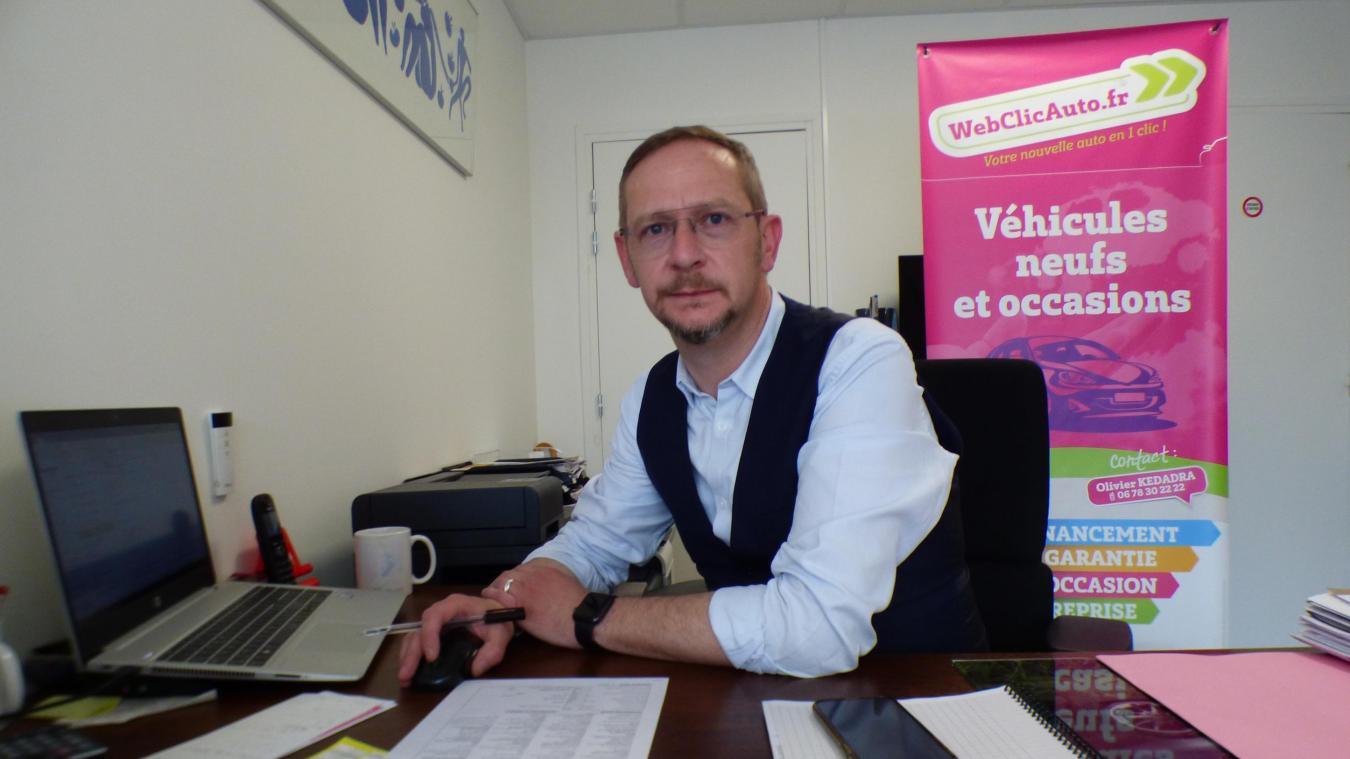 L'entreprise Calaisienne WebClicAuto a quitté la zone Marcel Doret pour le Fort Nieulay