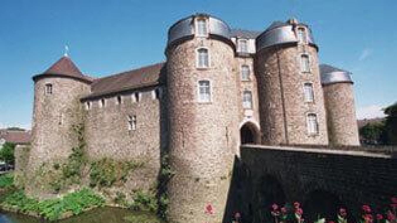 La salle comtale du château-musée sera désormais dédiée à l'histoire du château.