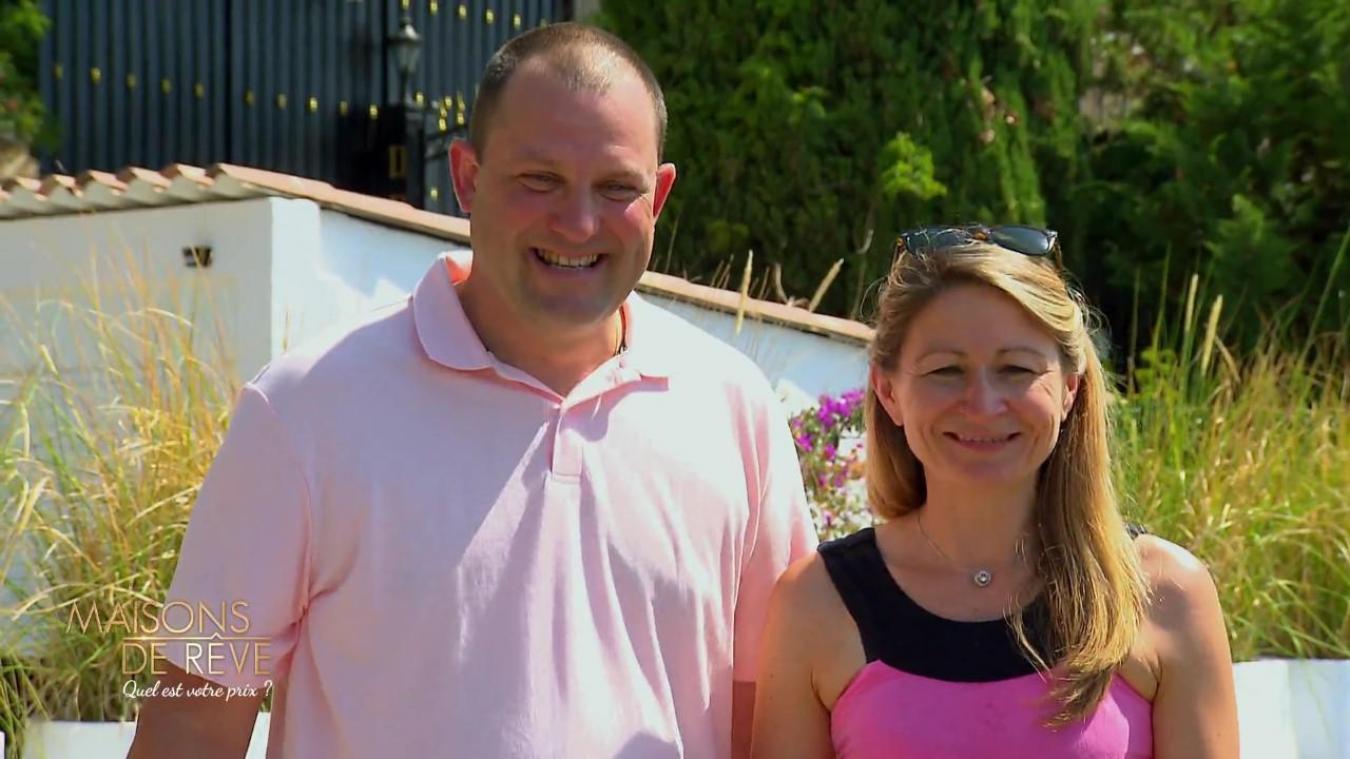 Le couple de Wormhoutois s'est qualifié pour la prochaine émission de Maisons de rêve.