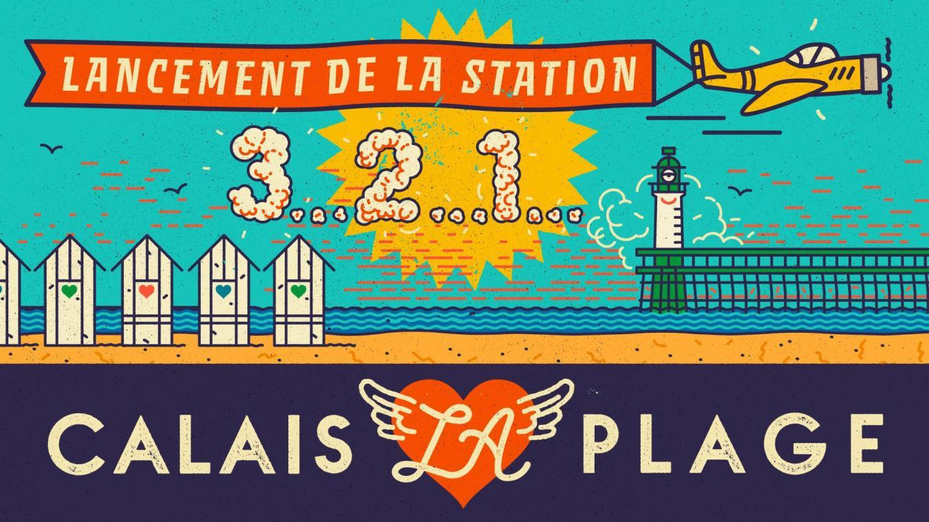 Ce lundi, la Ville de Calais dévoile les festivités de l'été.