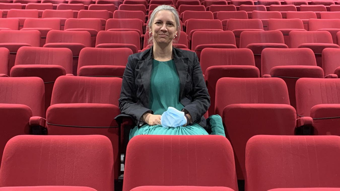 Après les annonces du gouvernement, Mélanie Henron attend avec impatience le retour du public.