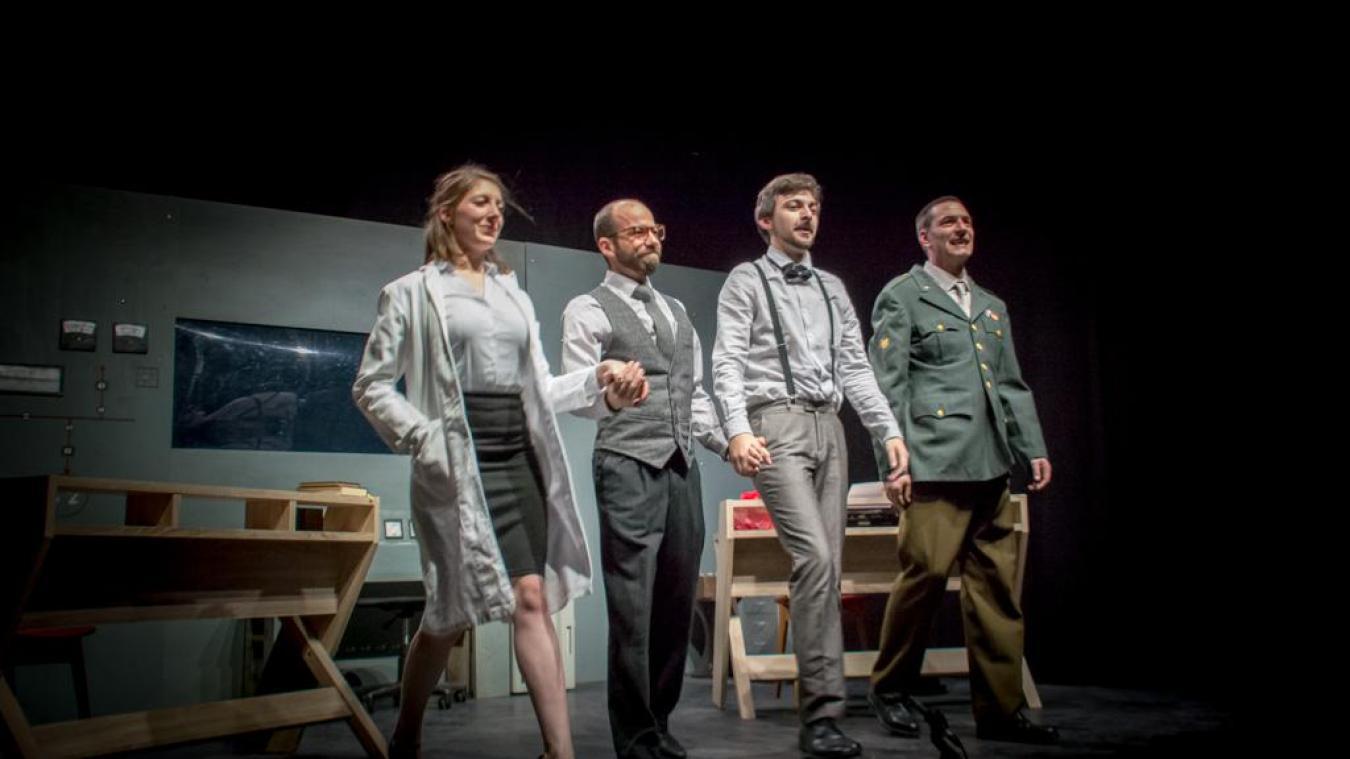 Pour Atome Théâtre, l'heure est aux reprogrammations.