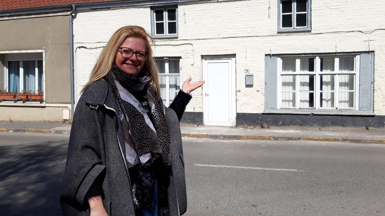 Vanessa a appelé son nouveau commerce Épicerie de Camille en mémoire de la marraine de sa mère.
