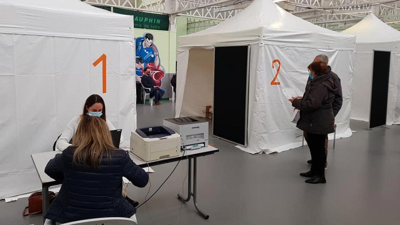 Vaccination : à Étaples-sur-Mer, des rendez-vous sont possibles selon la disponibilité des doses