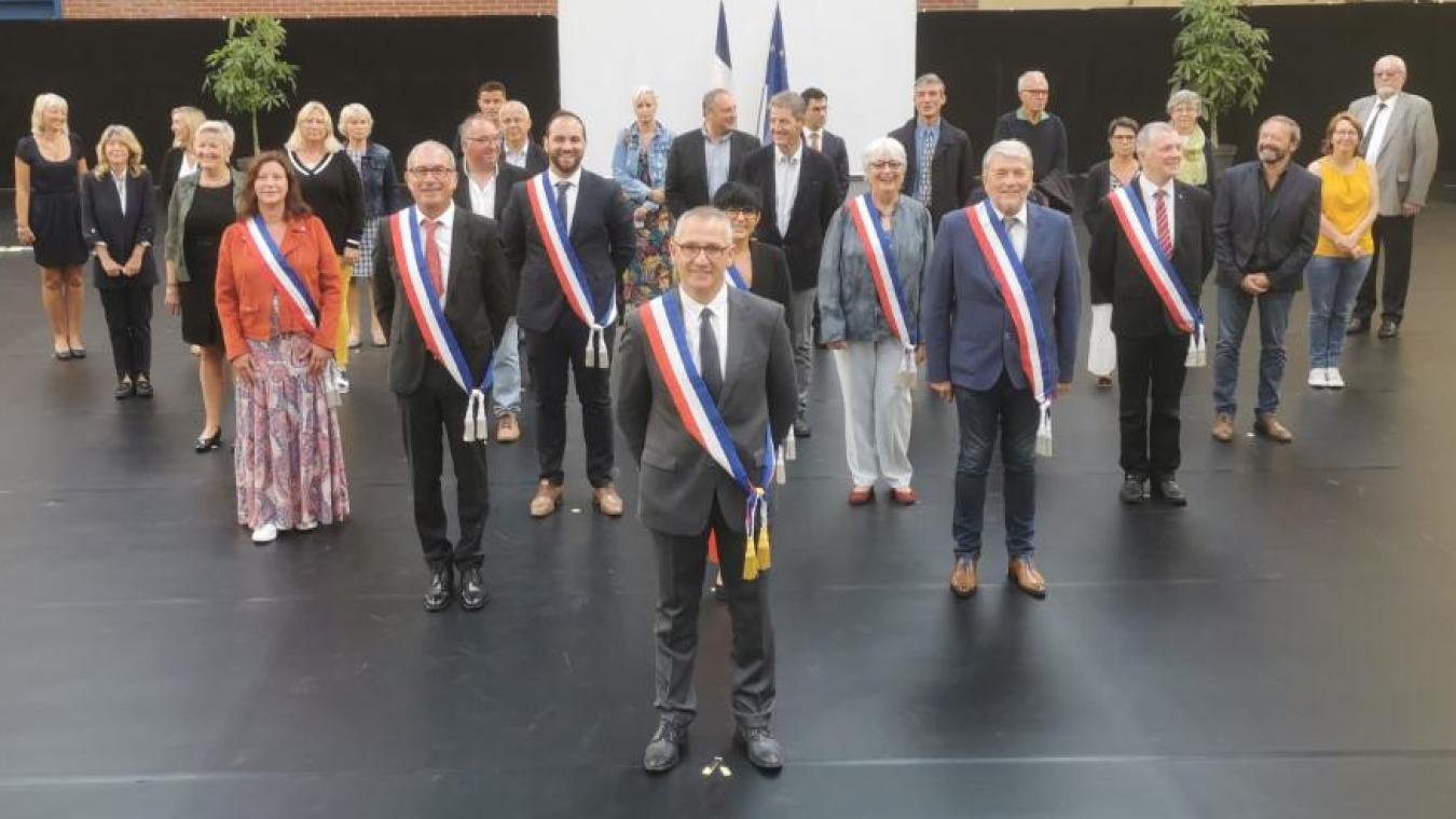 En place depuis juillet 2020, le conseil municipal de Wimereux a déjà perdu quatre de ses membres.