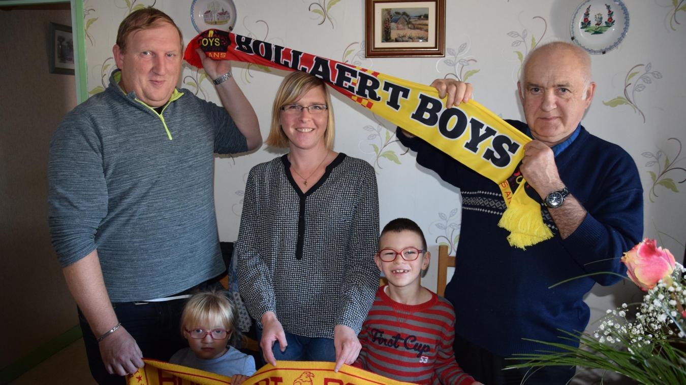 Les Bollaert Boys ont lancé un appel aux dons.