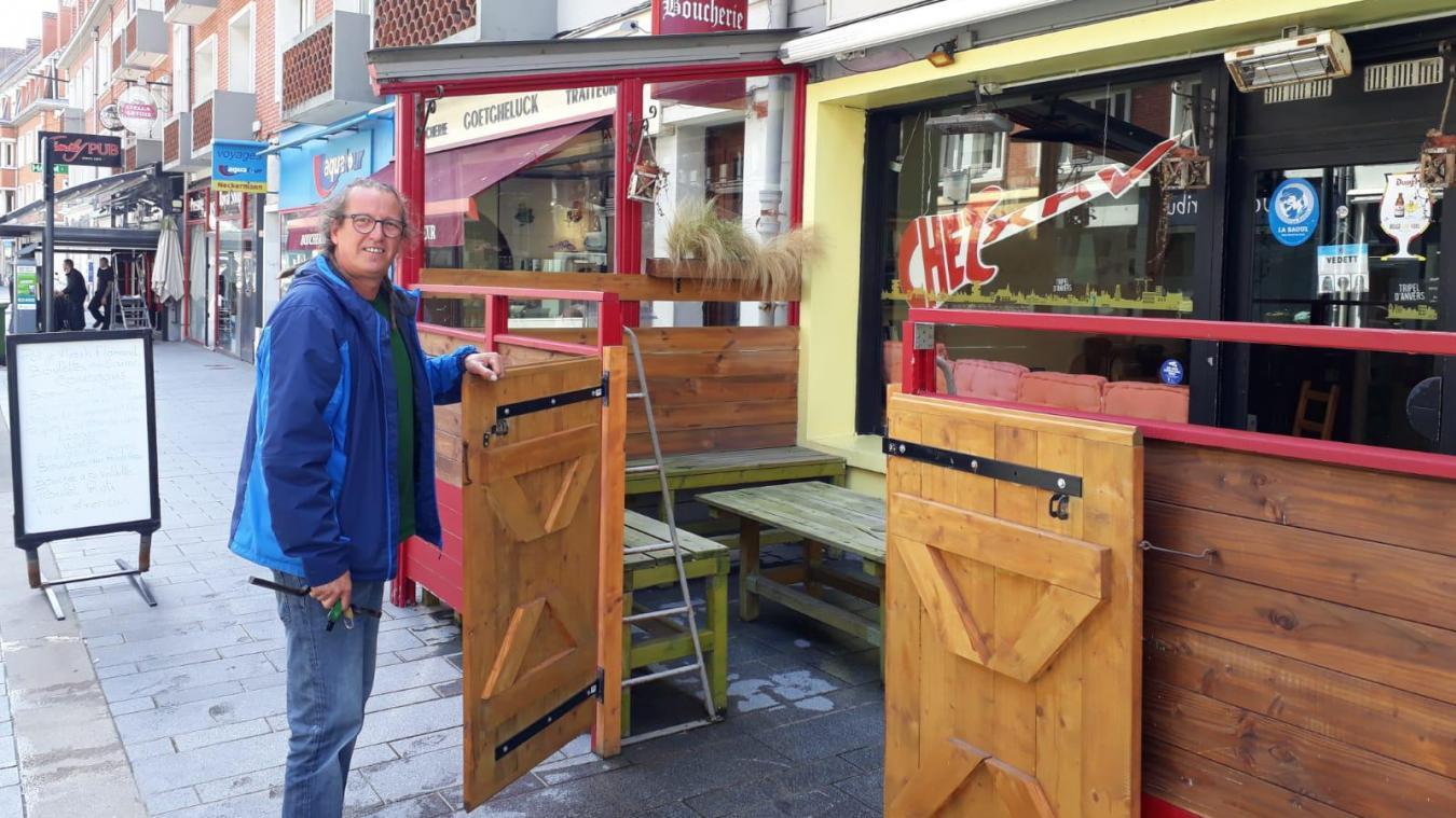 A Calais, Chez Xav ouvrira ses portes ce mercredi à 11 heures rue Royale pour accueillir ses clients.