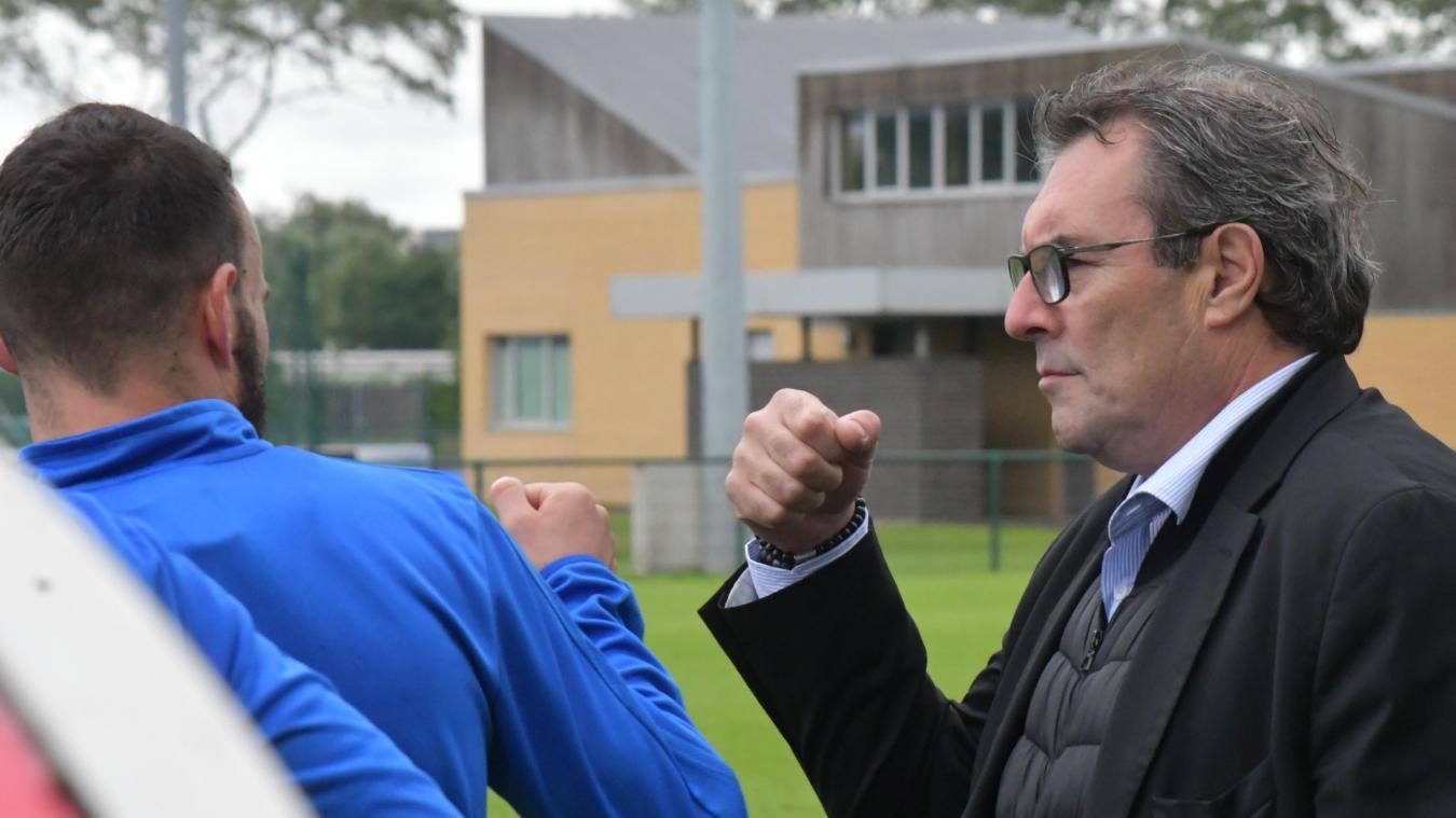 Dunkerque : Jean-Pierre Scouarnec va conforter Jocelyn Blanchard au sein du club et rencontrera Fabien Mercadal dans les prochains jours.