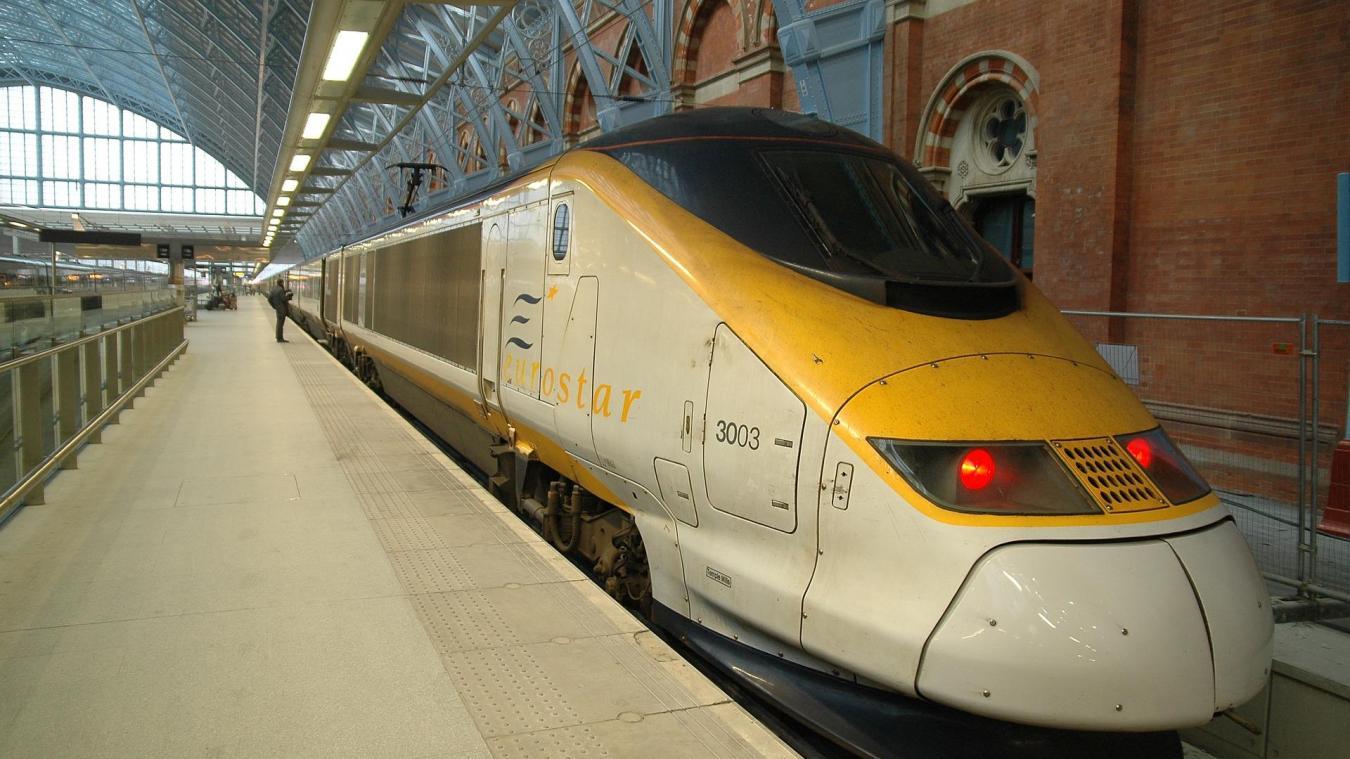 Calais : Eurostar renfloué à 290 millions d'euros pour éviter la faillite
