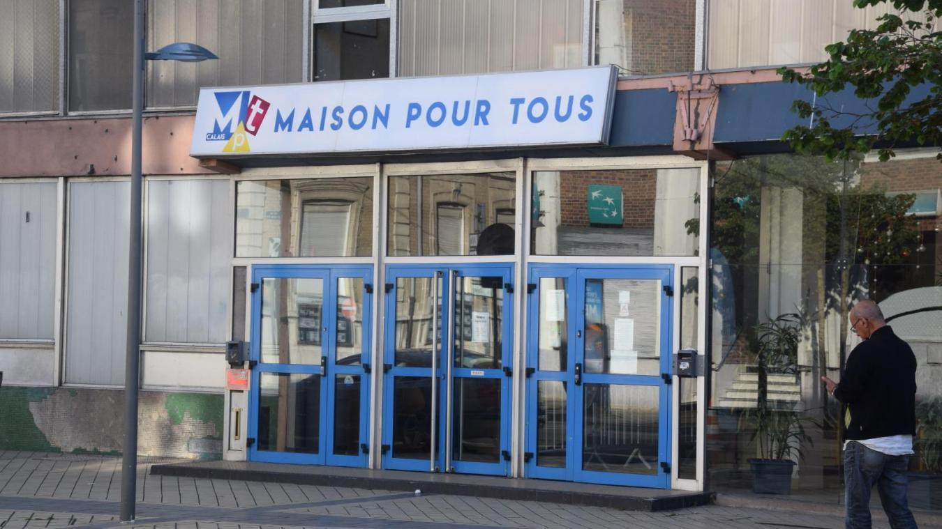 Le sujet de la Maison Pour Tous et du Calais Cultural Network a fait causer au conseil.