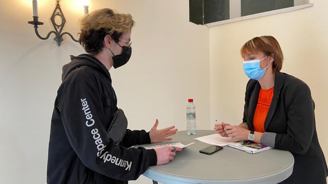 Boulogne-sur-Mer : un « job dating » des restaurateurs au Palais Impérial