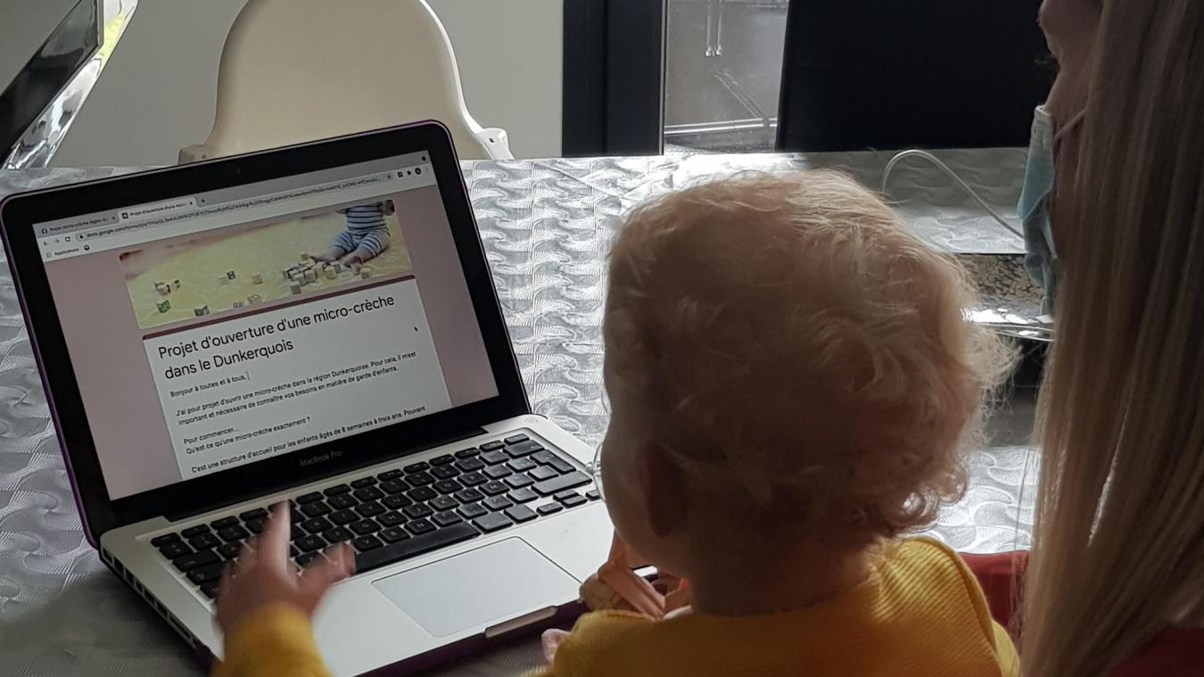 Vous pouvez trouver le questionnaire sur la page Facebook Projet micro-crèche région Dunkerquoise.