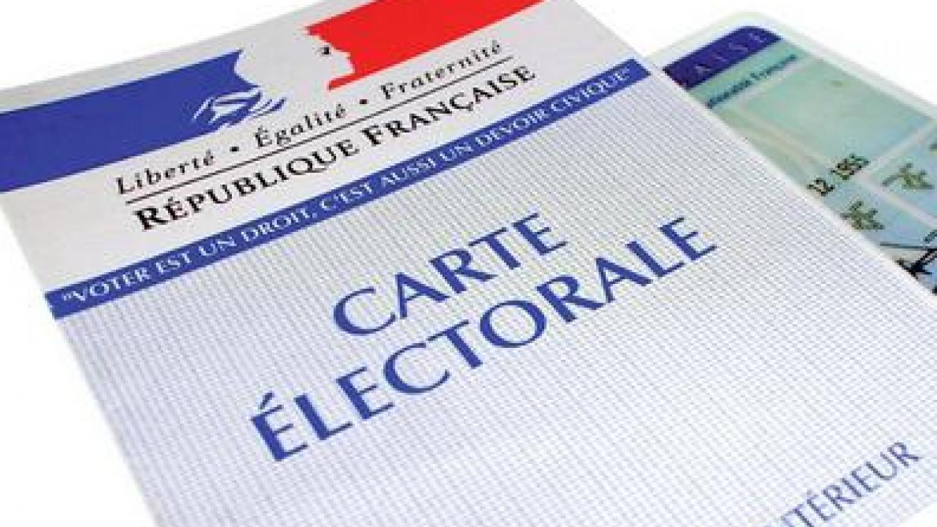 Vous ne pouvez être présents que deux heures, pour tenir le bureau de vote, à Bierne.
