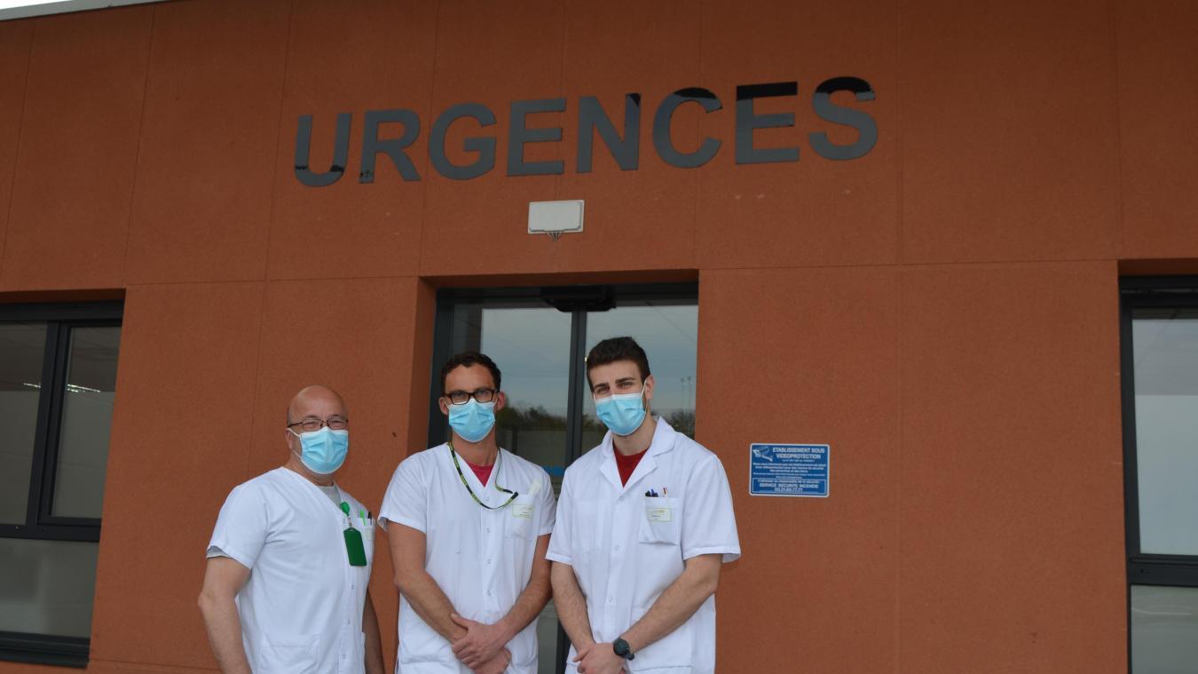 La peur d'un relâchement des mesures barrières à l'heure du déconfinement inquiètent les équipes des urgences.