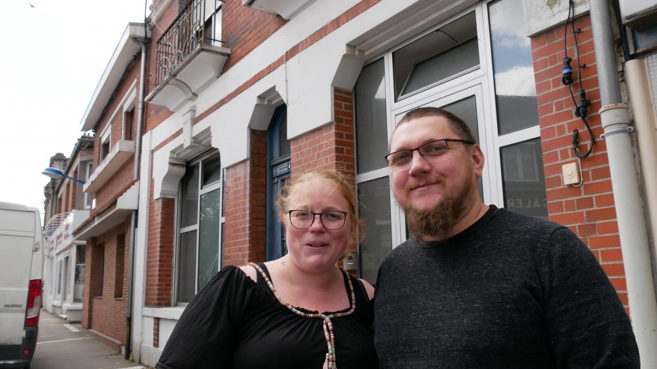 Dorothée et Cédric Caron vont lancer leur activité le 6 juin.