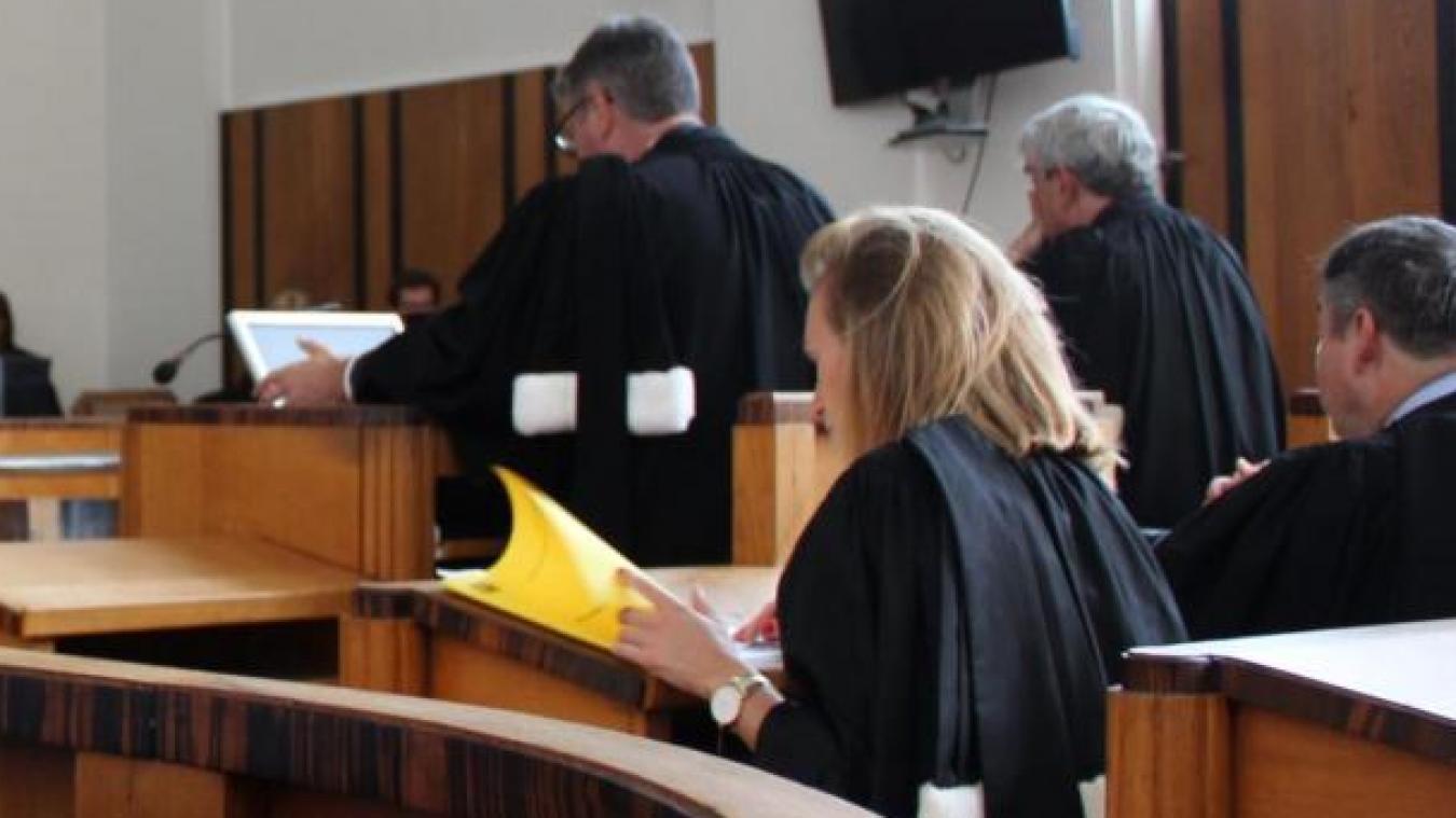 Une affaire jugée au tribunal plus tardivement, car l'un des prévenus était incorporé dans l'Armée.