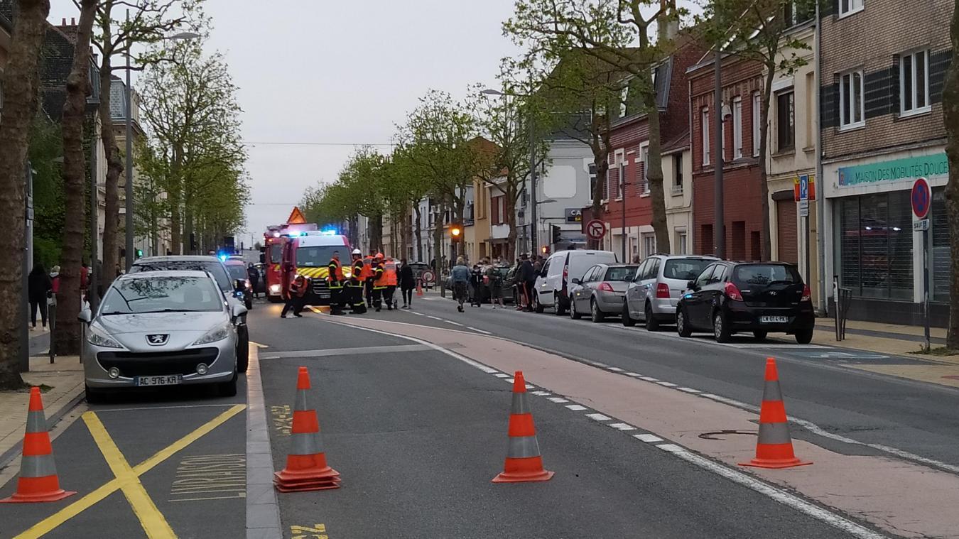 Calais: Le chauffard qui a provoqué deux accidents interpellé