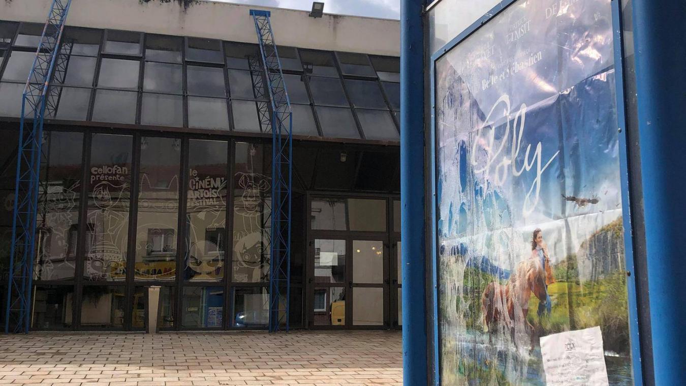Le cinéma rouvre mercredi 26 mai, avec le film Poly, toujours à l'affiche depuis octobre.