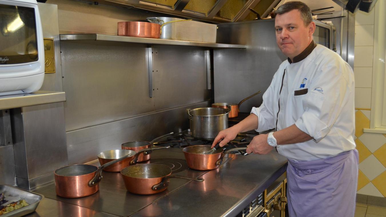 Le Buffet : le chef Thierry Wident vend son restaurant à Isbergues