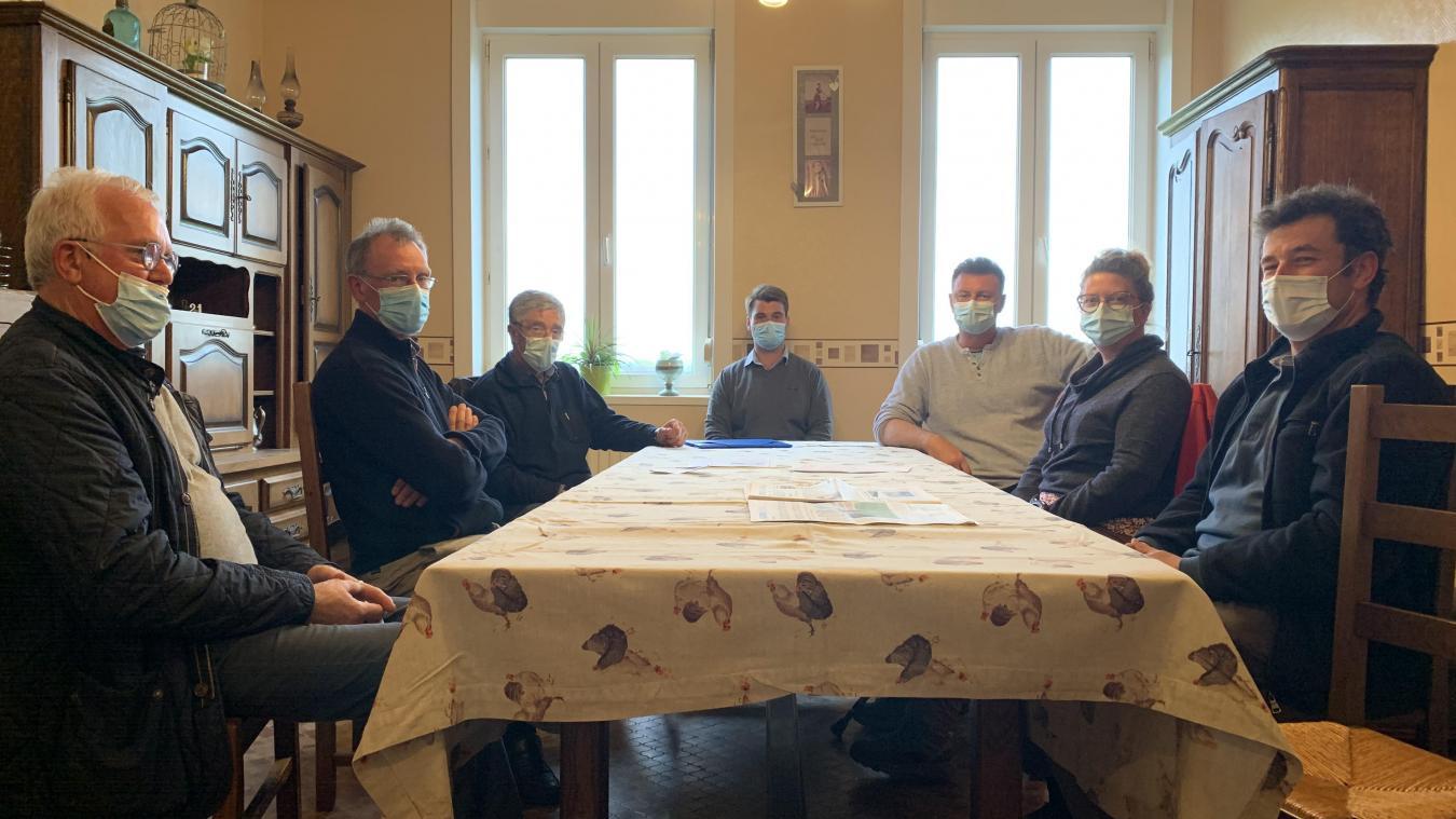 L'association SOS Nord 642 réunit des agriculteurs et habitants d'Hazebrouck, Wallon-Cappel, Lynde ou Staple directement impactés par le projet de contournement.