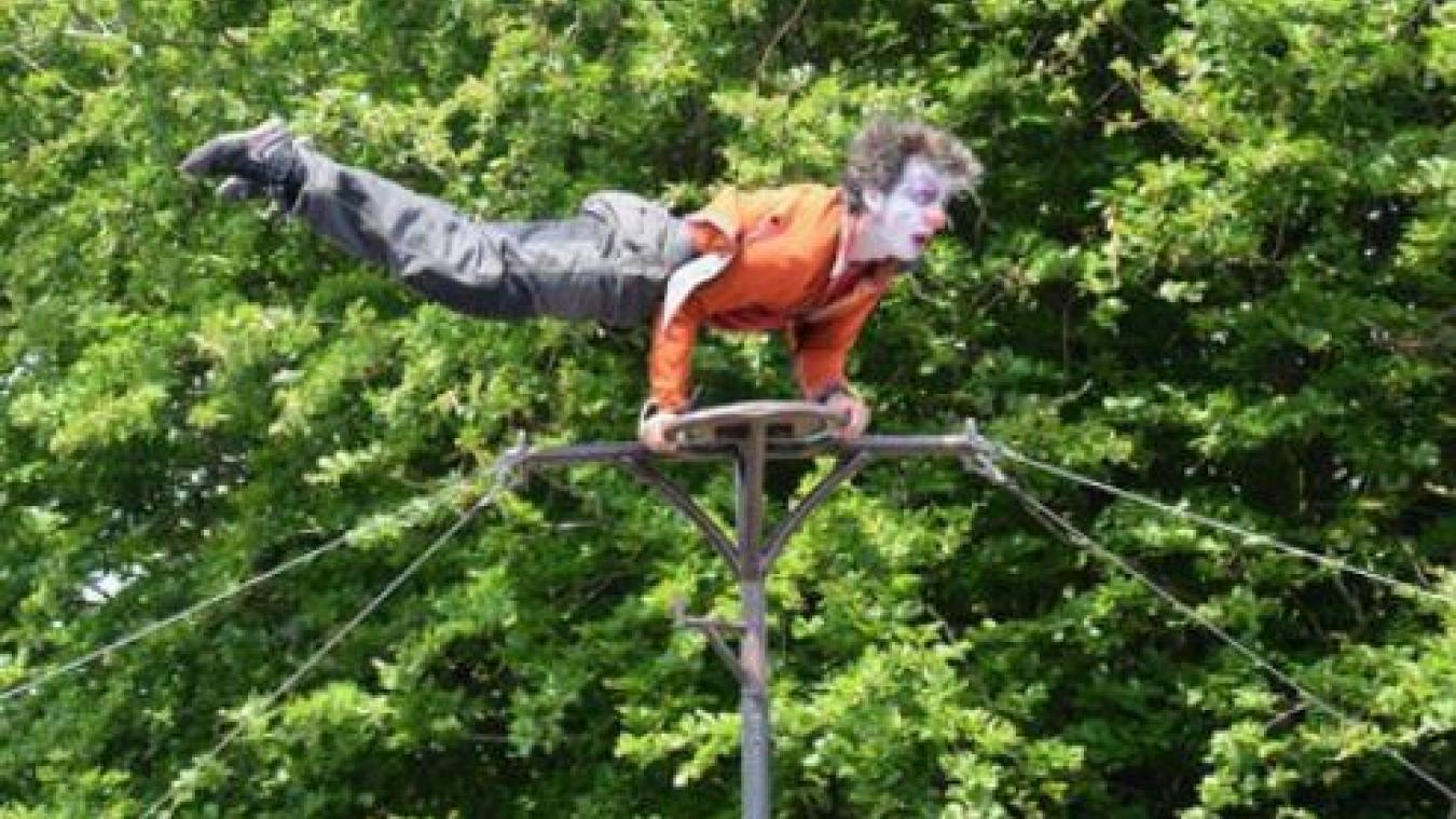 Le cirque Galapiat vous attend le samedi 12 juin.