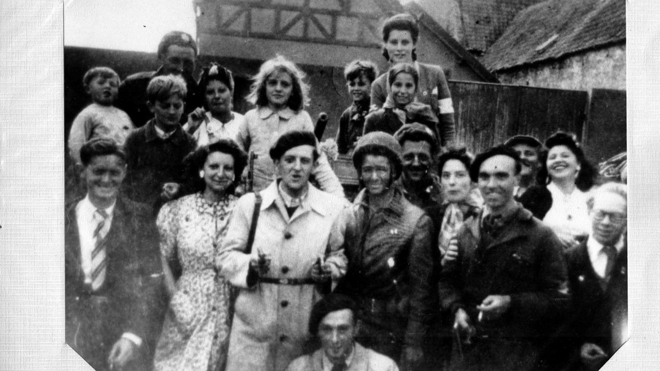 Le groupe de libération de la Capelle (archives)