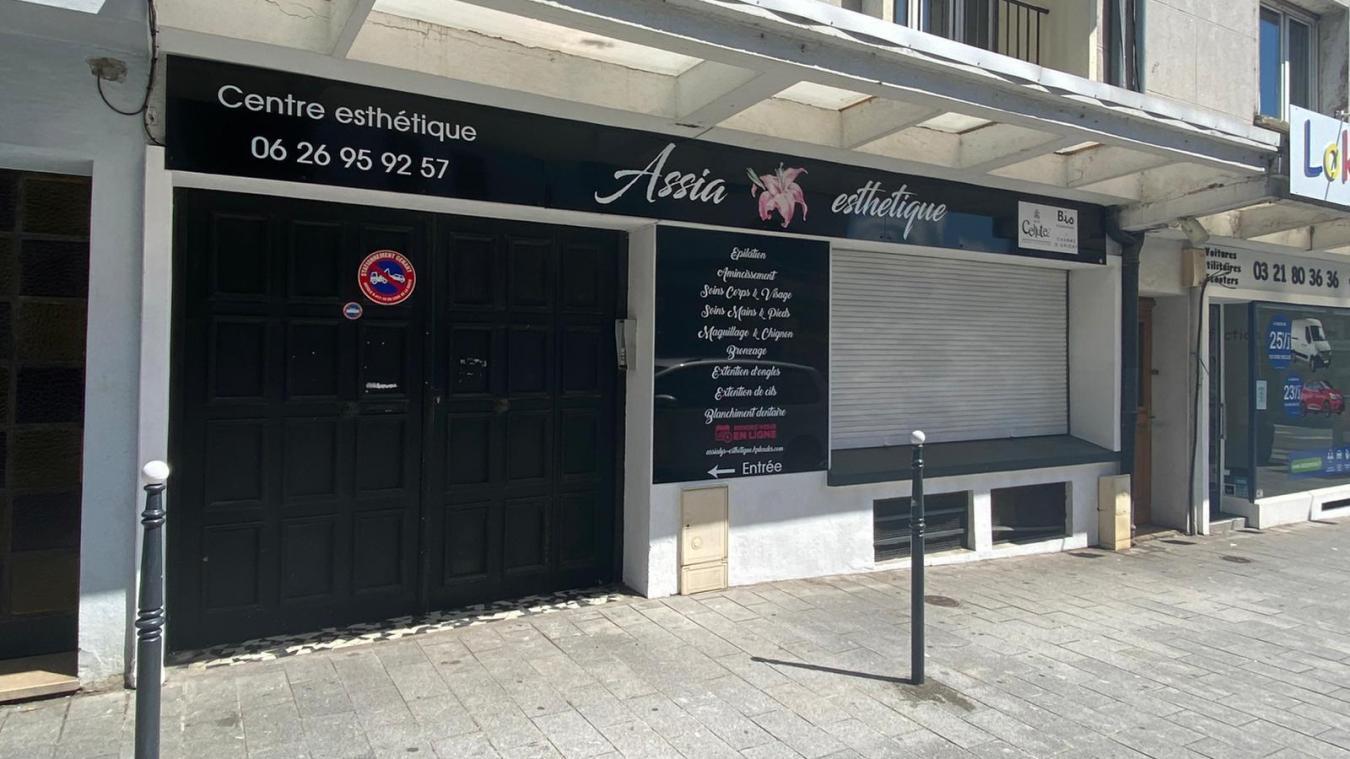 Le salon Assia Lys esthétique est situé au 77 rue Nationale.