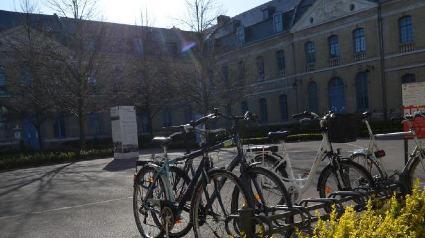Le vélo est en plein développement à Saint-Omer.