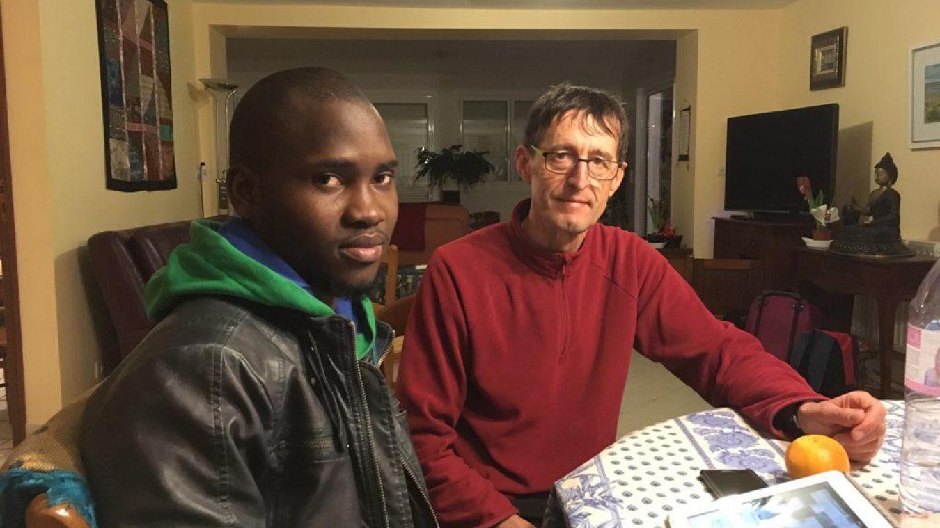 Alassane S. et son père adoptif Jean-Pierre Duwat s'en remettent désormais à la justice administrative.