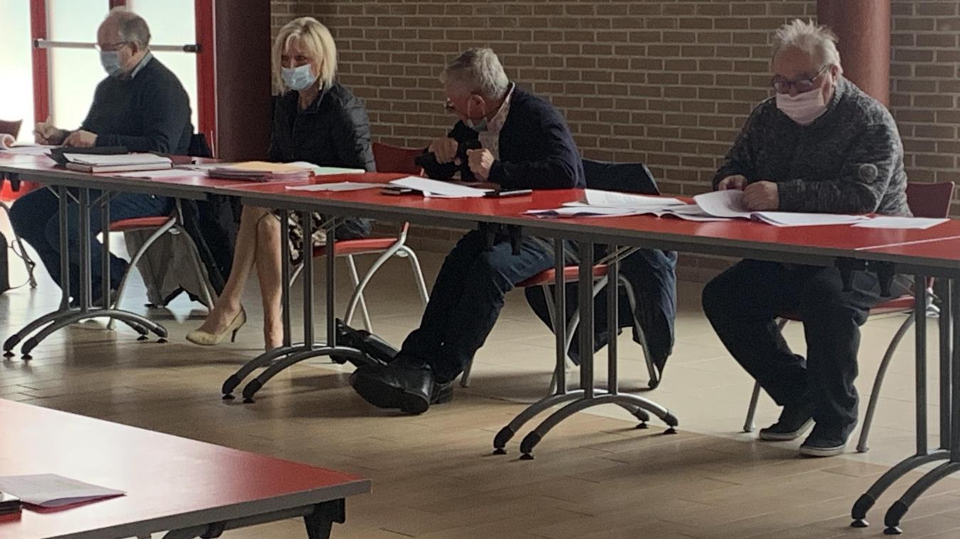 Le conseil municipal d'Equihen-Plage s'est déroulé ce mardi soir.
