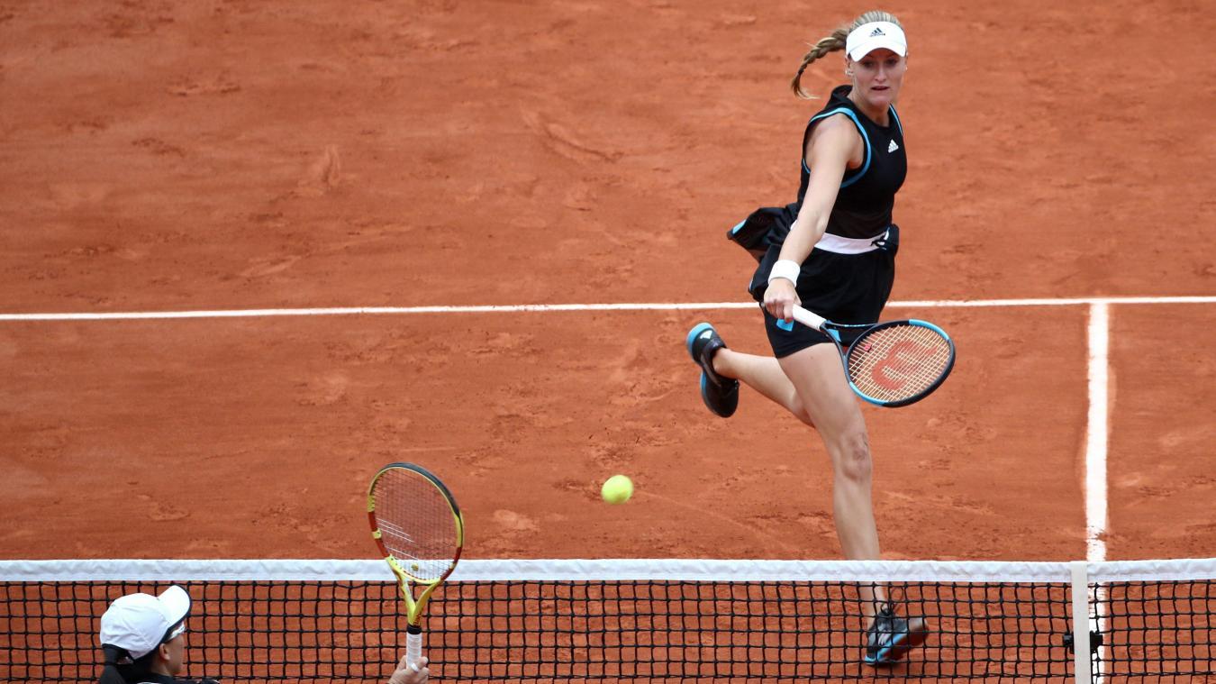 Kristina Mladenovic affrontera lors du premier tour de Roland-Garros, une joueuse issue des qualifications.