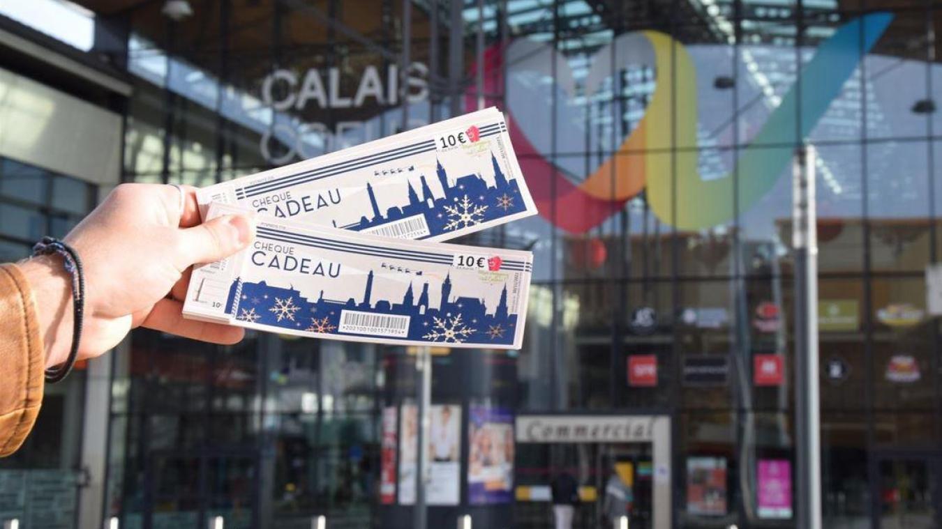 Un peu moins de 30 000 euros de chèques cadeaux avaient été remis en circulation depuis le 18 mai.