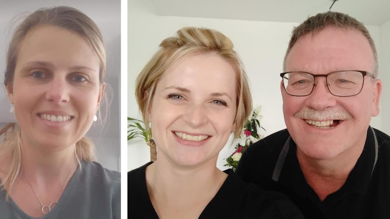 Si vous êtes victime ou témoin de violences conjugales, Agathe, Céline et Bernard sont là pour vous écouter, vous aider et vous orienter grâce à leur association.