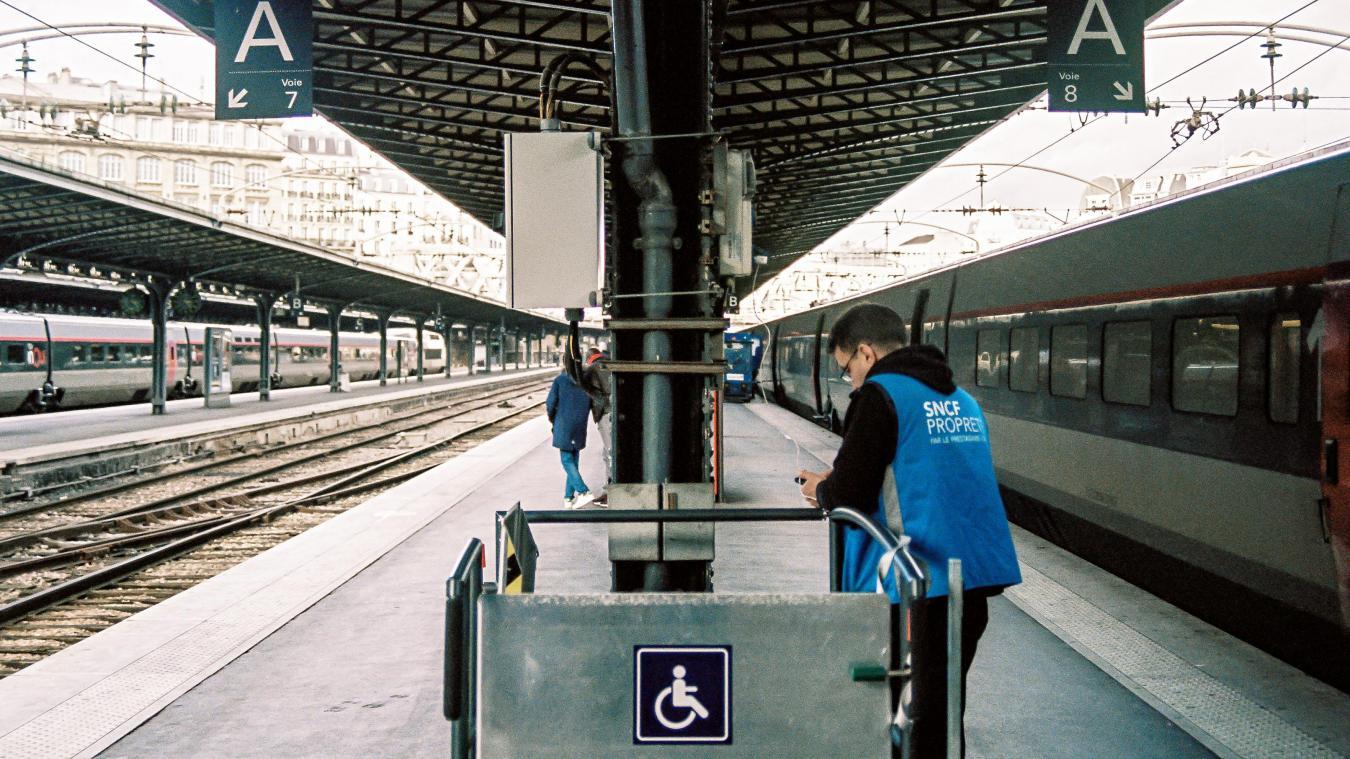 La ligne de train desservirait plusieurs villes moyennes entre les Hauts-de-France, la Normandie et les Pays de la Loire tout en évitant de passer par Paris.