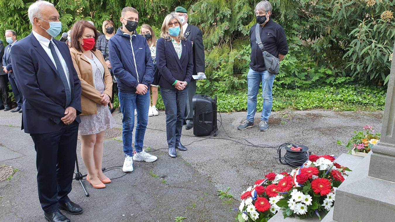 Labuissière : l'hommage à Marine Fourniez a bien eu lieu, «coûte que coûte» pour Isabelle Dudillieu